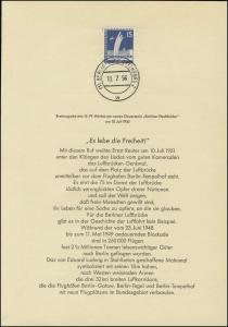 Berlin-ETB Nummer 7 Stadtbild 15 Pf, Buchstabe w