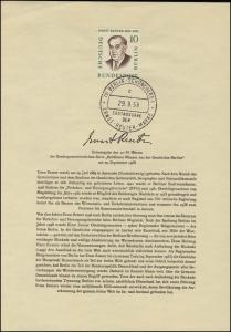 Berlin-ETB Nummer 40 Ernst Reuter, ESSt Buchstabe c