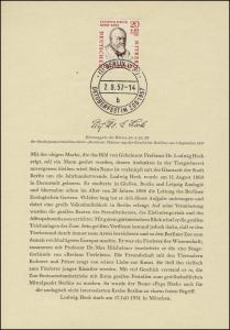 Berlin-ETB Nummer 26 Ludwig Heck, ESSt Buchstabe b