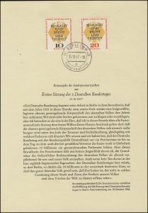Berlin-ETB Nummer 29 Deutscher Bundestag, Buchstabe d
