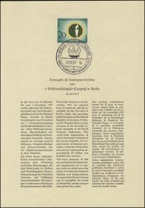 Berlin-ETB Nummer 31 Weltfrontkämpfer, ESSt Buchstabe b