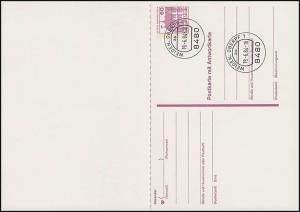 P 125 II - BuS 60/60 Pf Letterset VS-O Weiden
