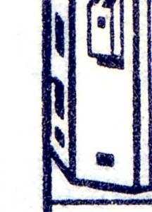 13a MH BuS 1982 [olive 80er], PLF V ** postfrisch