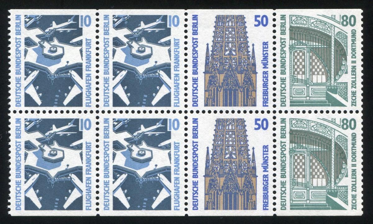HBl. 22 aus MH 14 SWK 1989, ** 0