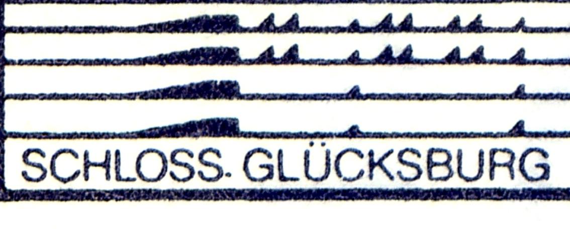 11g MH BuS 1980 - mit PLF V+IV ** postfrisch 1