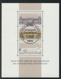 Block 20 Demokratie - Bedeutende Gebäude 1986, ESSt Bonn