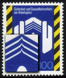 1649 Arbeitsschutz mit PLF verlängerte Eckspitze, Feld 13, **