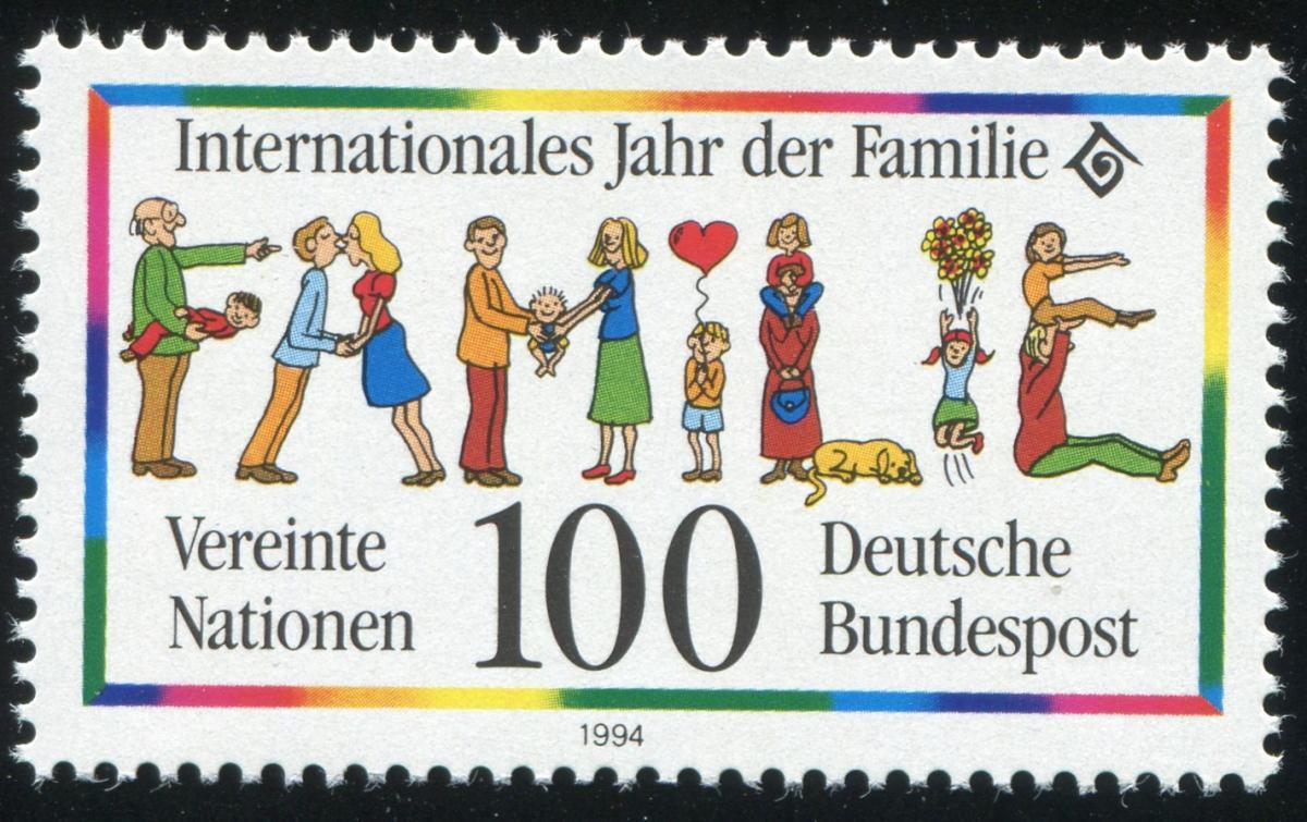 1711 Familie mit PLF Bruch am Hals der Frau, Feld 4, ** 1