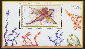 Block 30 Für uns Kinder - Fabelwesen 1994, postfrisch