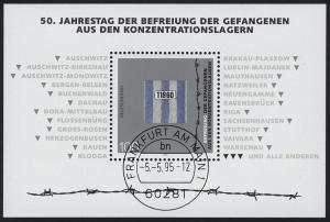 Block 32 Gefangenenbefreiung, VS-O Frankfurt / Main 5.5.1995