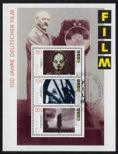 Block 33 Filmblock Deutscher Film 1995, ESSt Bonn