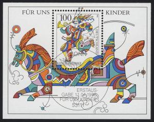 Block 35 Für uns Kinder 1996, ESSt Bonn