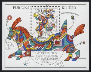 Block 35 Für uns Kinder 1996, ESSt Berlin