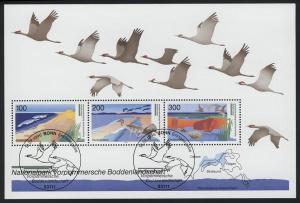 Block 36 Boddenlandschaft 1996, ESSt Bonn