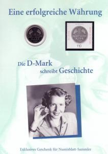 Numisblatt-Jahresgabe 2001: Eine erfolgreiche Währung