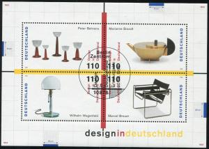 Block 45 Design 1998, ESSt Berlin