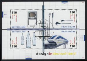 Block 50 Design in Deutschland 1999, ESSt Berlin