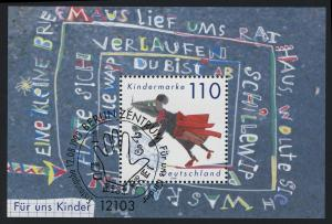 Block 51 Für uns Kinder 1999, ESSt Berlin