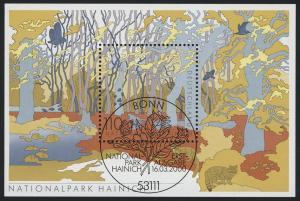 Block 52 Nationalpark Hainich 2000 mit ESSt Bonn