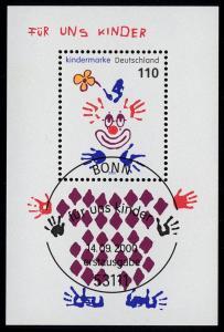 Block 53 Für uns Kinder - Clown 2000, ESSt Bonn