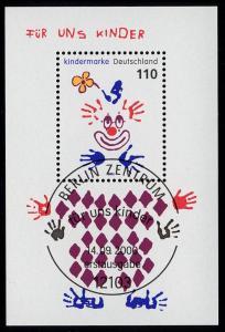 Block 53 Für uns Kinder - Clown 2000, ESSt Berlin
