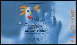 Block 60 Für uns Kinder 2002 mit ESSt Berlin 5.9.2002