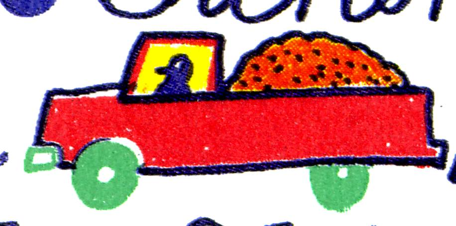 1954 Straßenverkehr - 10er-Bogen mit 2 PLF, Felder 1 und 6 ** 0