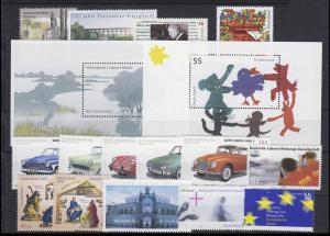 2305-2373 Deutschland Bund-Jahrgang 2003 komplett, postfrisch **