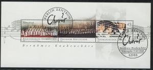 Block 61 Berühmte Knabenchöre 2003 mit ESSt Berlin Chorus