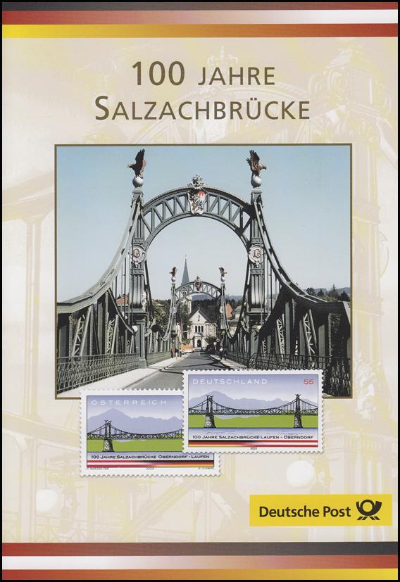 2345 Salzachbrücke Laufen-Oberndorf - EB 4/2003 0