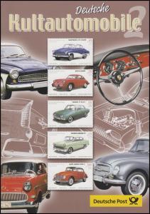 2362-2366 Wofa 2003 Oldtimer-Automobile -  EB 5/2003
