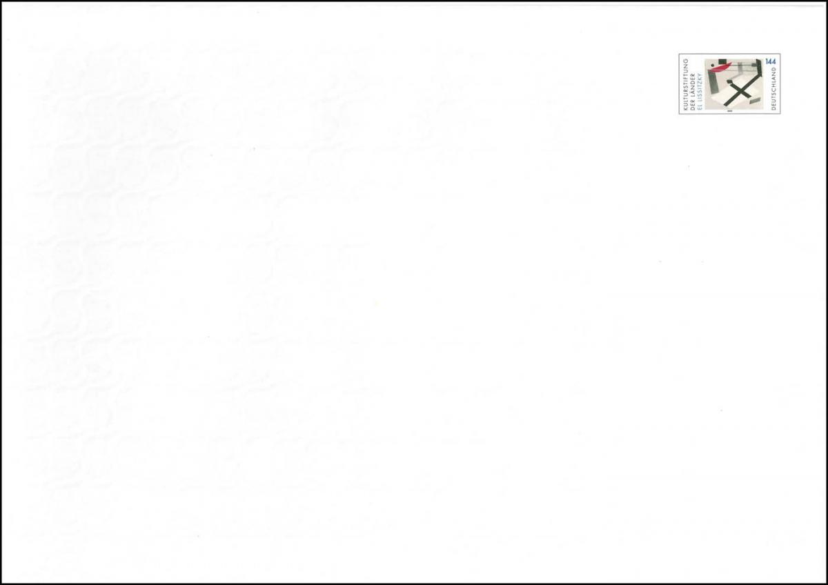 USo 50 El Lissitzki, 100141, ** 0