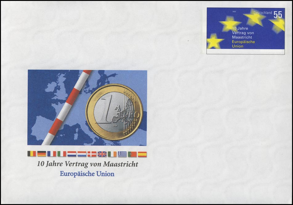 USo 65 Vertrag zu Maastricht 2003 & Europa, ** 0