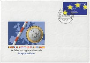 USo 65 Vertrag zu Maastricht 2003 & Europa, VS-O Frankfurt