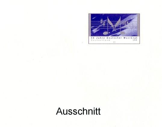 USo 72I Musikrat, ohne FSC, 095495, ** 0
