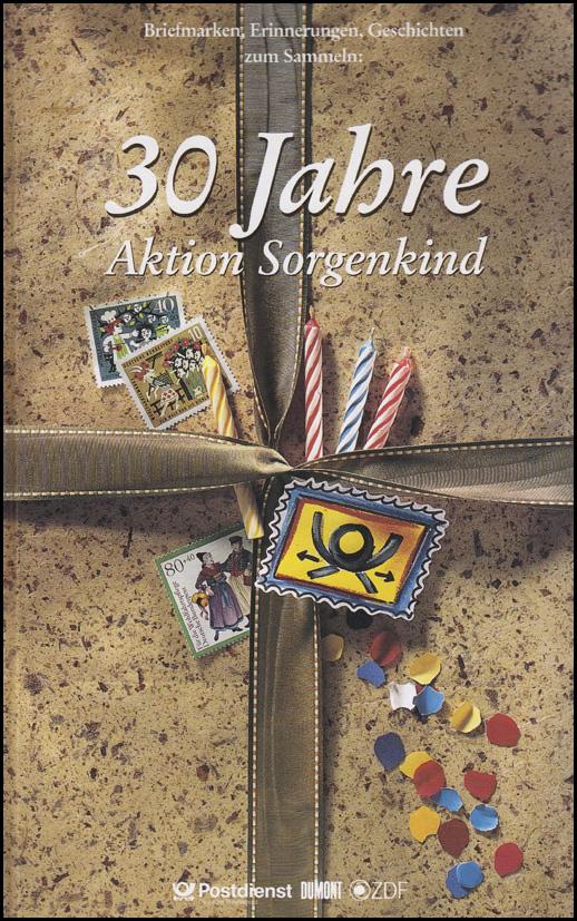 Edition: Aktion Sorgenkind 1994 Briefmarkenbuch 0