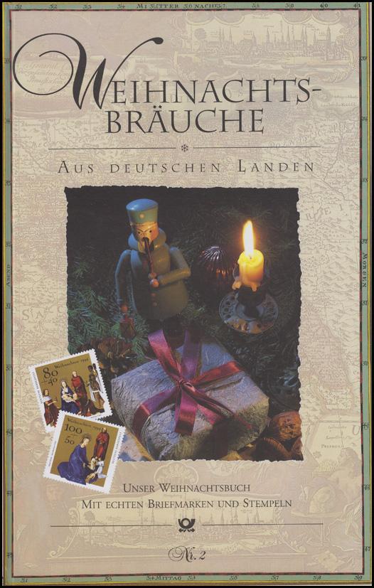 Edition: Weihnachtsbuch Nr. 2 - Weihnachtsbräuche von 1994 0