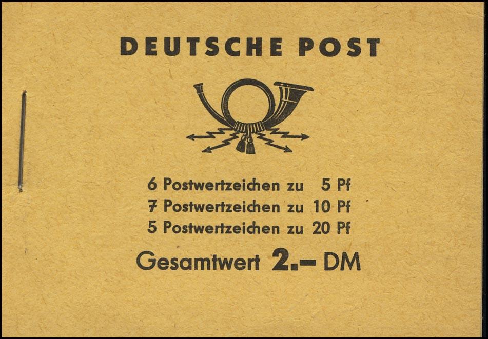 MH 3b2.21 Fünfjahrplan 1961, 3 PLF gebrochene 5, IS verdickt, Auge defekt ** 0