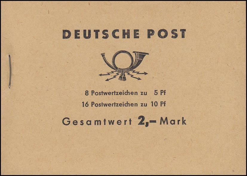 MH 4c3a Ulbricht 1968 - postfrisch 0