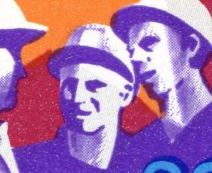 MH 7/1.1 Weltfestspiele 1973 mit PLF 1864I Fleck am Ohr **