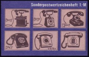 SMHD 12 d Fernsprecher - postfrisch