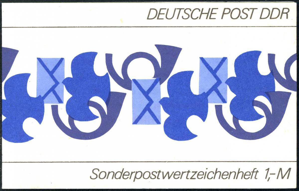 SMHD 15 Posthorn & Brieftaube - postfrisch 0