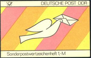 SMHD 18 Brieftaube 1985 mit 2910 und VS-O Berlin ZPF