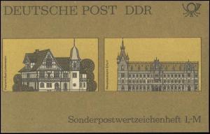 SMHD 21 a Postämter 1985 - postfrisch