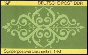 SMHD 23 Ornamente 1985 mit VS-O Berlin ZPF