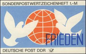 SMHD 28 I Frieden 1987 - postfrisch