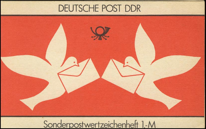 SMHD 31a Brieftauben 1987 - postfrisch 0
