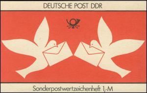 SMHD 31a Brieftauben 1987 - mit VS-O Berlin ZPF