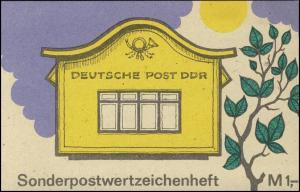 SMHD 42 a Briefkasten 1989 - mit VS-O Berlin ZPF