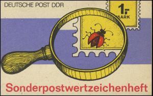 SMHD 43 a Lupe 1989 - postfrisch